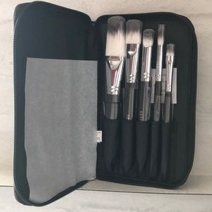 ☄️ Sephora Advanced Airbrush Set 5 Brushes & Case